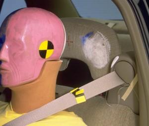 head on seatback